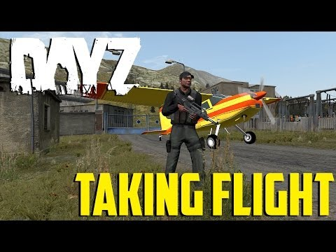 DayZ Epoch Napf - Taking Flight