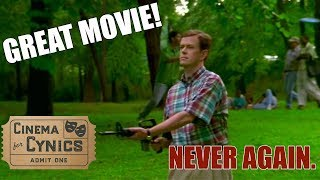 5 Great Movies That I Will NEVER Watch Again