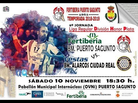 Fertiberia Bm Puerto Sagunto - Vestas Bm Alarcos Ciudad Real  DHP