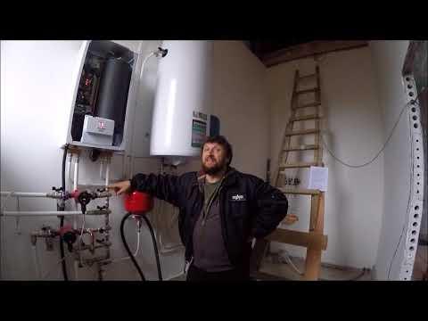 Своими руками заправка системы отопления