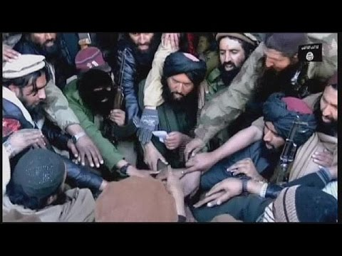 Un tir de drone abat le chef d'EI en Afghanistan et au Pakistan