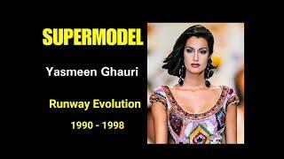 Download Lagu Yasmeen Ghauri - RUNWAY Evolution (1990 - 1998) Gratis STAFABAND