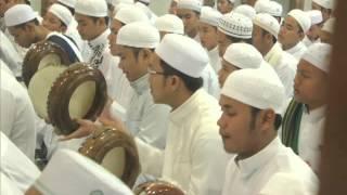kenangan haul guru sekumpul ke11 di ponpes darunnasyiien