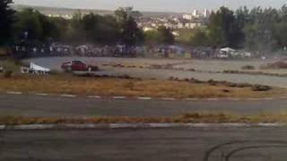 Pleven drift nissan 200sx turbo , 318is & Opel manta 16v NA