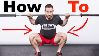 The Official SQUAT Checklist
