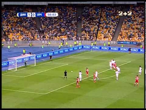 Динамо - Ильичевец - 1:0. Сейв Максима Коваля (50')