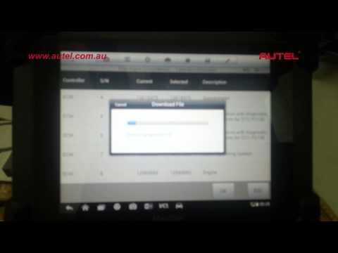Autel MaxiSys Reprogramming ECM Module