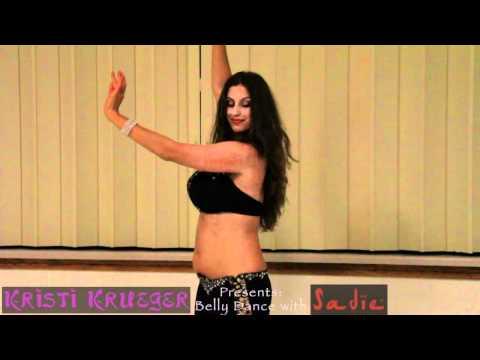 Belly Dance With Sadie (11 Sadie 2)