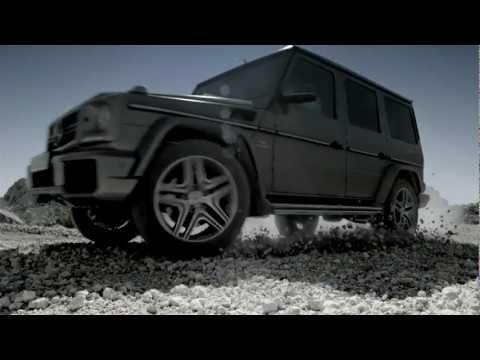 Реклама Mercedes-Benz G 63 AMG