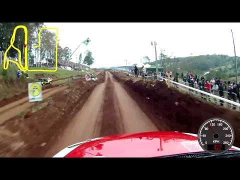 Luís Tedesco - Onboard Super Prime Sábado - Rally de Erechim 2013