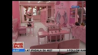 UB: Mga pink-themed resto at cafe, patok na millennial kainan