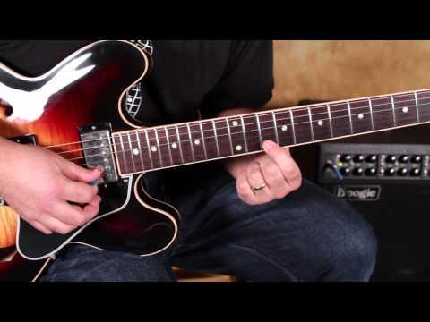 Lessons - Blues - Blues Fast Lick