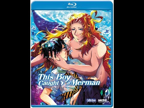 Opening To This Boy Caught A Merman 2013 Blu-Ray
