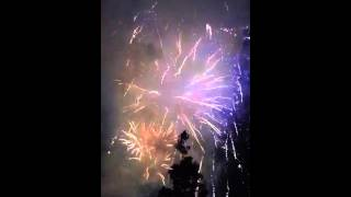 Greystone Golf & Country Club Fireworks Finale