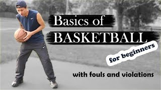 Basketball Basics for Beginners