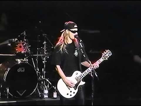 Jerry Cantrell - Satisfy (Live in San Francisco)