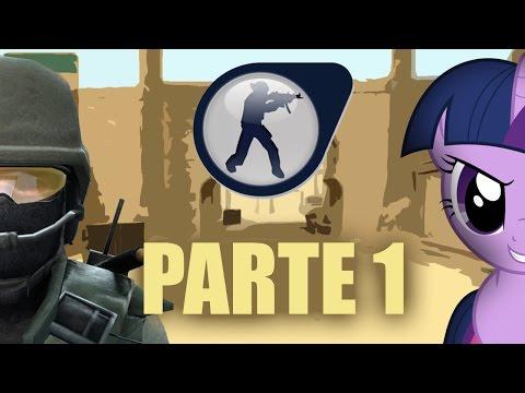 Counter Strike: Source (Loquendo) Parte 1