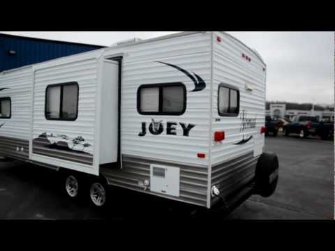 2011 Skyline RV Nomad Joey 260 Travel Trailer