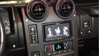 Hummer H2 Car Audio Upgrade