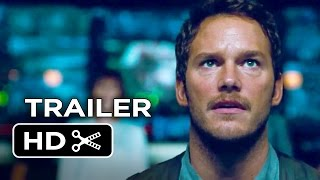 Jurassic World Official Trailer #2 (2015) - Chris Pratt, Bryce Dallas Howard Dinosaur Adventure HD