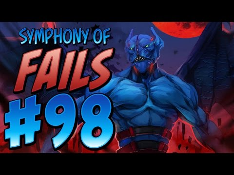 Dota 2 Symphony of Fails - Ep. 98