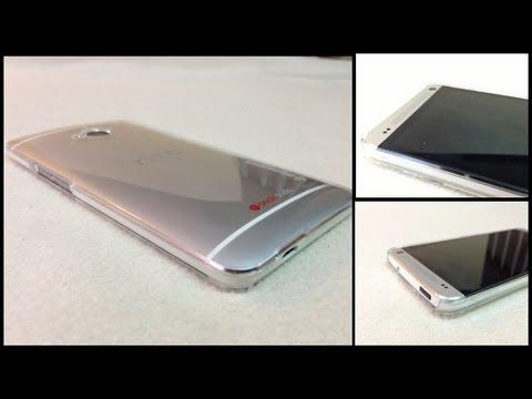 Estuche HTC One Ultra Thin Air de Spigen SGP