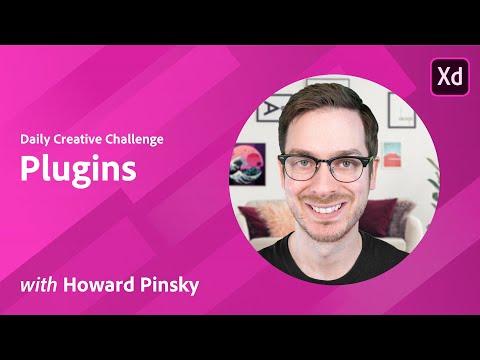 Adobe XD Daily Creative Challenge - Plugins