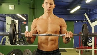 High Intensity Muscle Building Workout