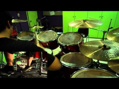 St. Anger - Metallica drum cover