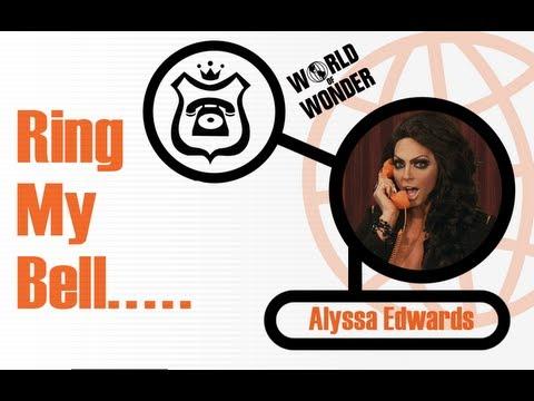 Alyssa Edwards - Ring My Bell
