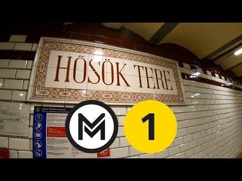 Metróállomások: Hősök tere