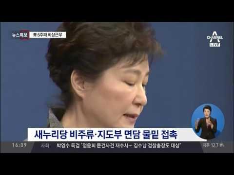 [생중계] 광화문 6차 촛불집회 현장