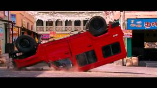 Alex Pandian - Chennai Express Scene copied from Tamil movie Alex Pandian