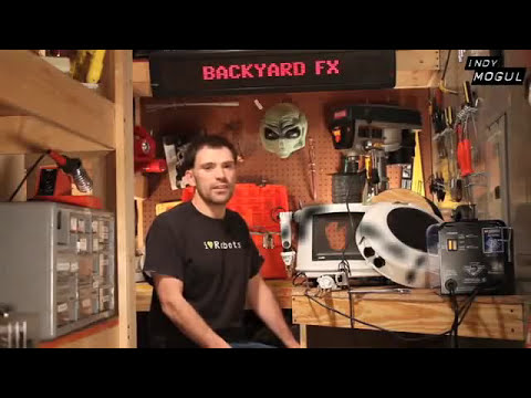 Jet Packs and Robots : How to : Backyard FX