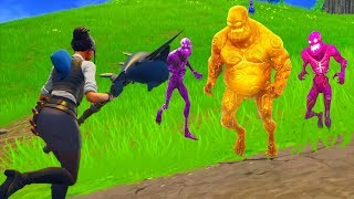 ZOMBIES KNALLEN IN FORTNITE!