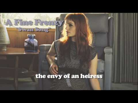 A Fine Frenzy - Swan Song