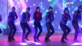 Eid Dance by Raha Tanha Khan   Eid Dance Program on SATV