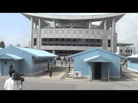 DMZ- A look at the JSA from both North Korea & South Korea