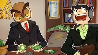 Gmod Prop Hunt - THE VANOSSGAMING ACCOUNTANCY! (Funny Moments)
