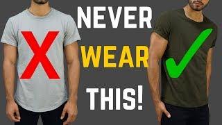 10 Things Men SHOULD NEVER Wear!