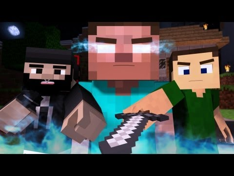 "♪ ""The Miner"" – A Minecraft Parody of The Fighter by Gym Class Heroes (Music Video) – 2MineCraft.com"