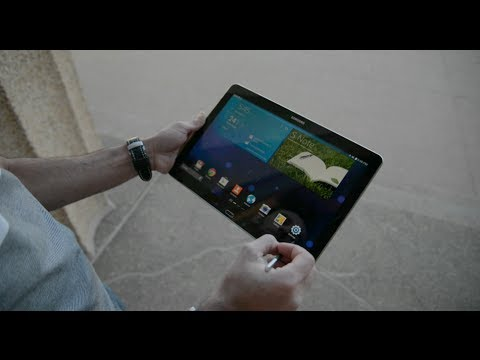 Samsung Galaxy Note PRO 12.2 Review