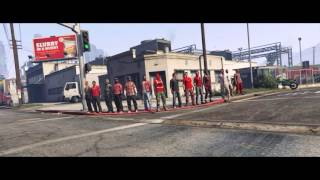 Colonel Loud - California (GTA 5 Music Video)