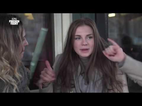 Maan verrast bouwvakkers en bejaarden met optreden van Krystl (Missie pt. I)