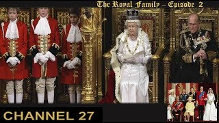 The Royal Family P2 Queen Elizabeth &Prince Philip Vedic Ast , Numerology w/Heidi, Jenny,Jeff&Trisha