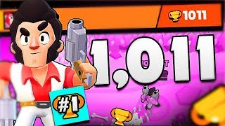 This 1,011 max COLT is #1 in BRAWL STARS