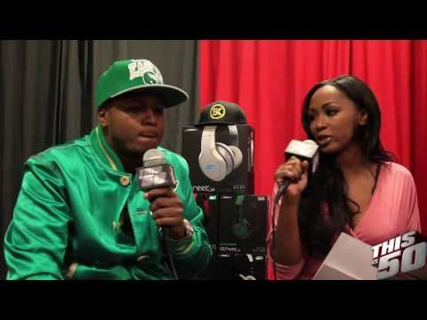 Young Chris Freestyles; Says The Cassidy vs Meek Mill Beef Is Corny; Jay-Z Giving Him Advice - TI50