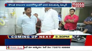 TRS Leader Ashok Shetkar Is No More  - netivaarthalu.com