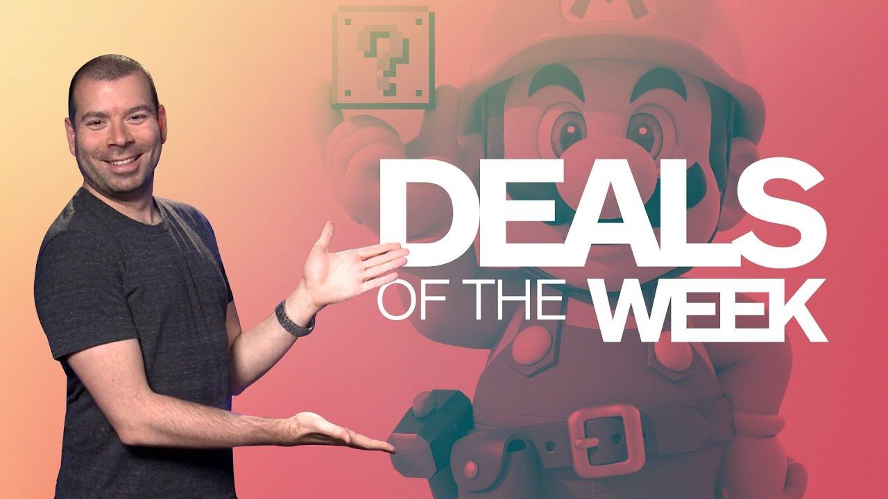 Super Mario Maker and Fallout 4 Deals - IGN Daily Fix