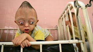 Top 10 CREEPY EXPERIMENTS Done On CHILDREN